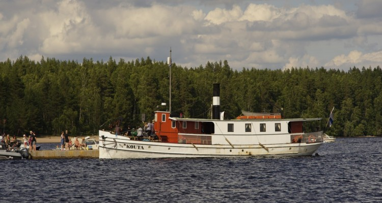 SS Kouta - Photo by Morgan Walker, Finland Today