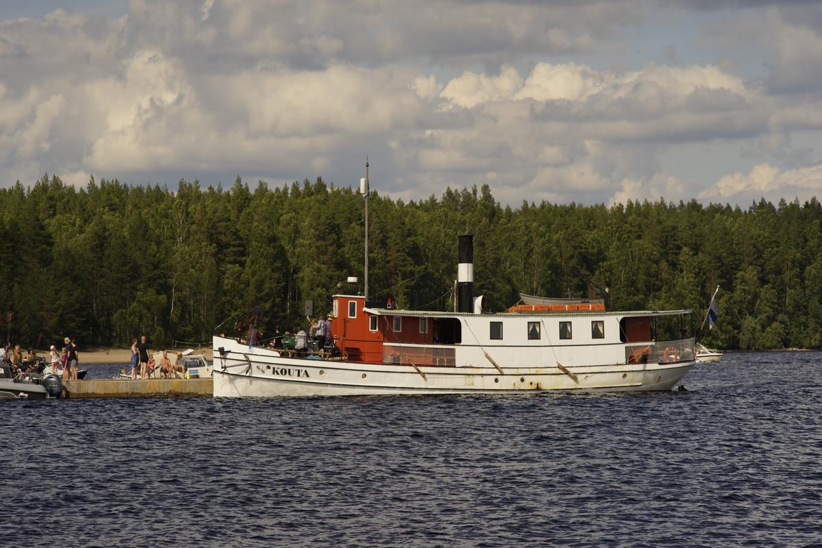 Oulujärvi Rock Cruise Charms All