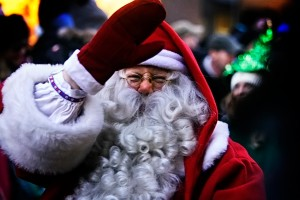 Santa Claus. Picture: Tony Öhberg for Finland Today