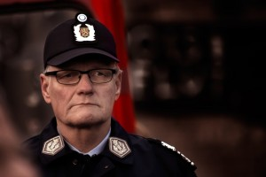 Mikko Paatero, the national police commissioner. Picture: Tony Öhberg for Finland Today