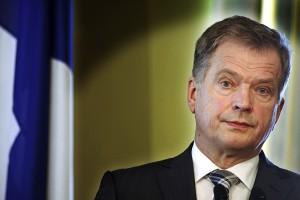 President Sauli Niinistö. Picture: Tony Öhberg for Finland Today
