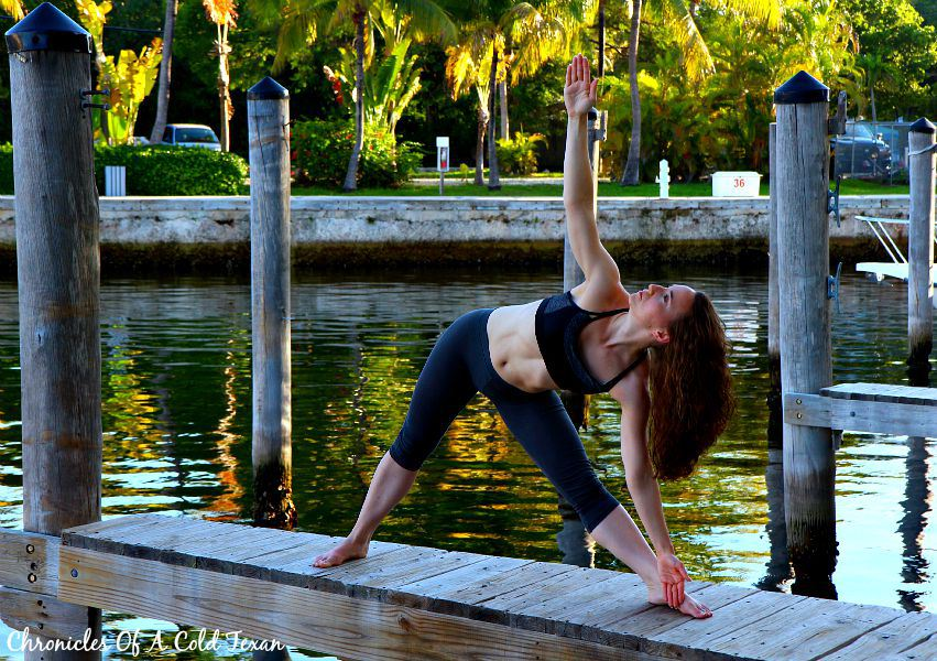 5 Yoga Poses For Traveling