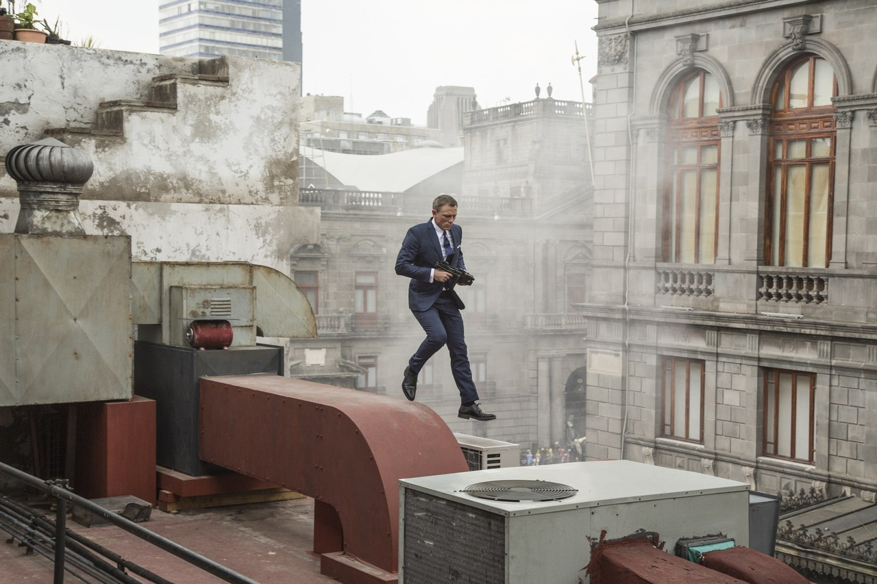 FILM REVIEW: 007 Spectre is Confusing And a Bit Weak if Anything