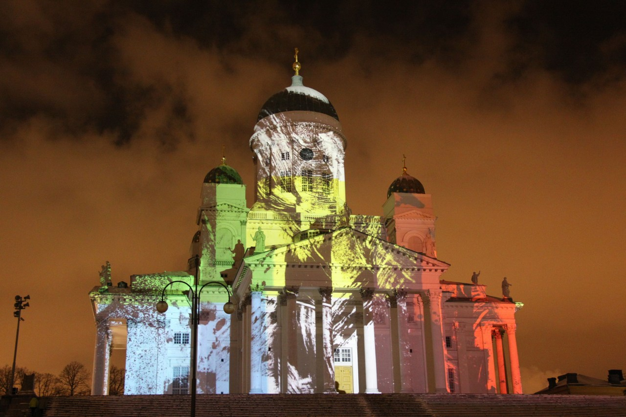 Lux Light Festival Proves That the Finns Are Winter