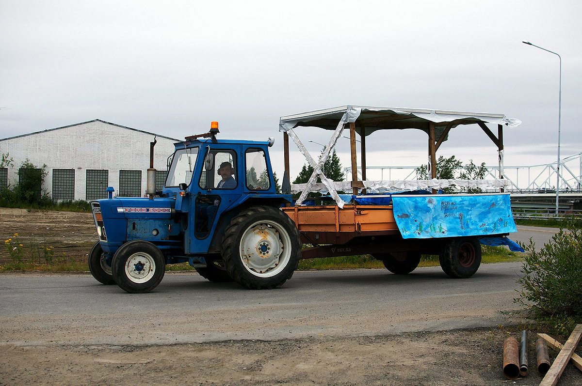 Over 500 Tractors Will Roll Into Helsinki to Protest Against the Farmers' Distress