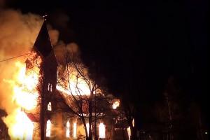 ft-ylivieska-church-burning