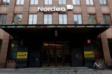 Nordea's branch on Aleksanterikatu