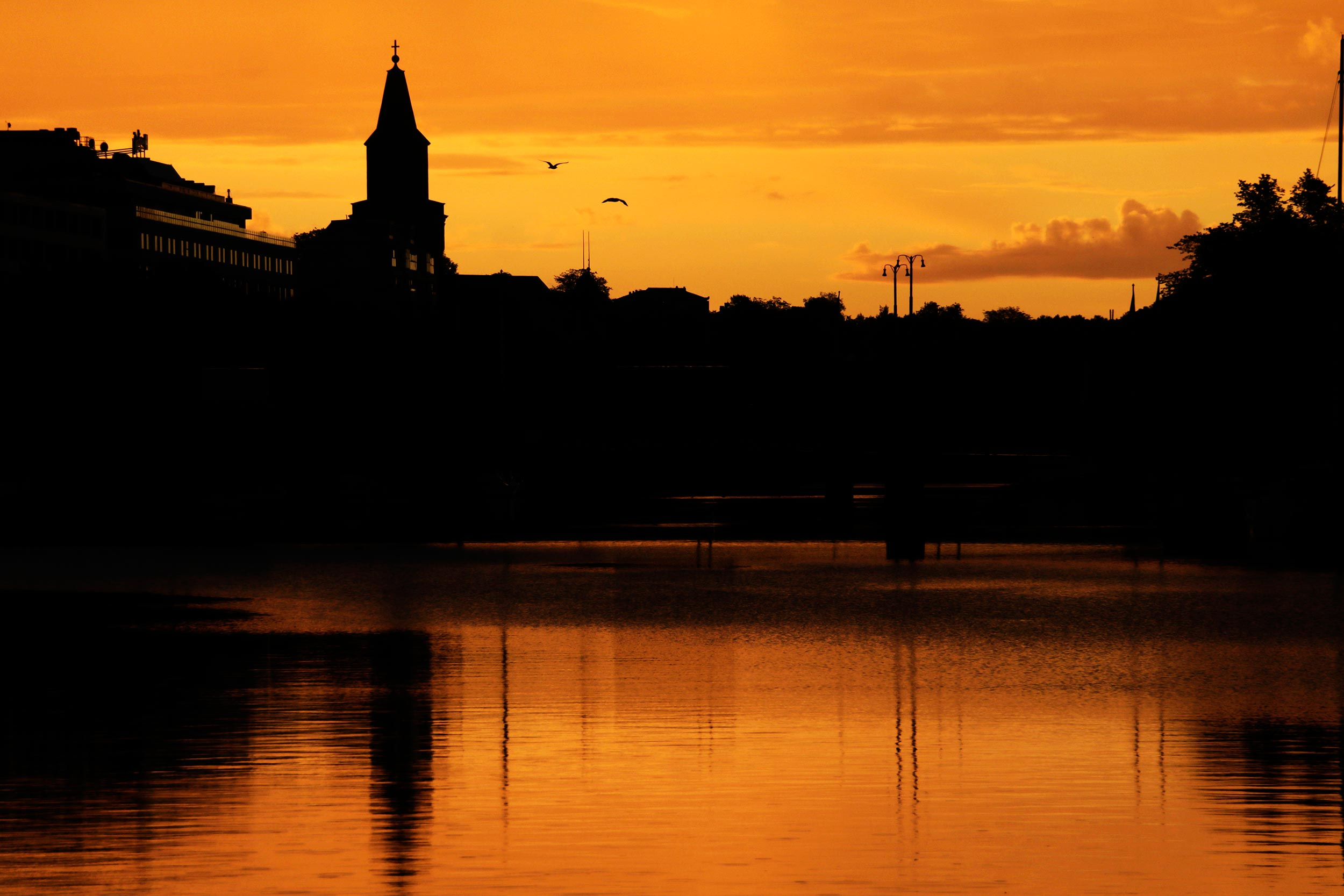 Indian Summer Arrives In Finland With Weekend Temperatures of 20 Degrees