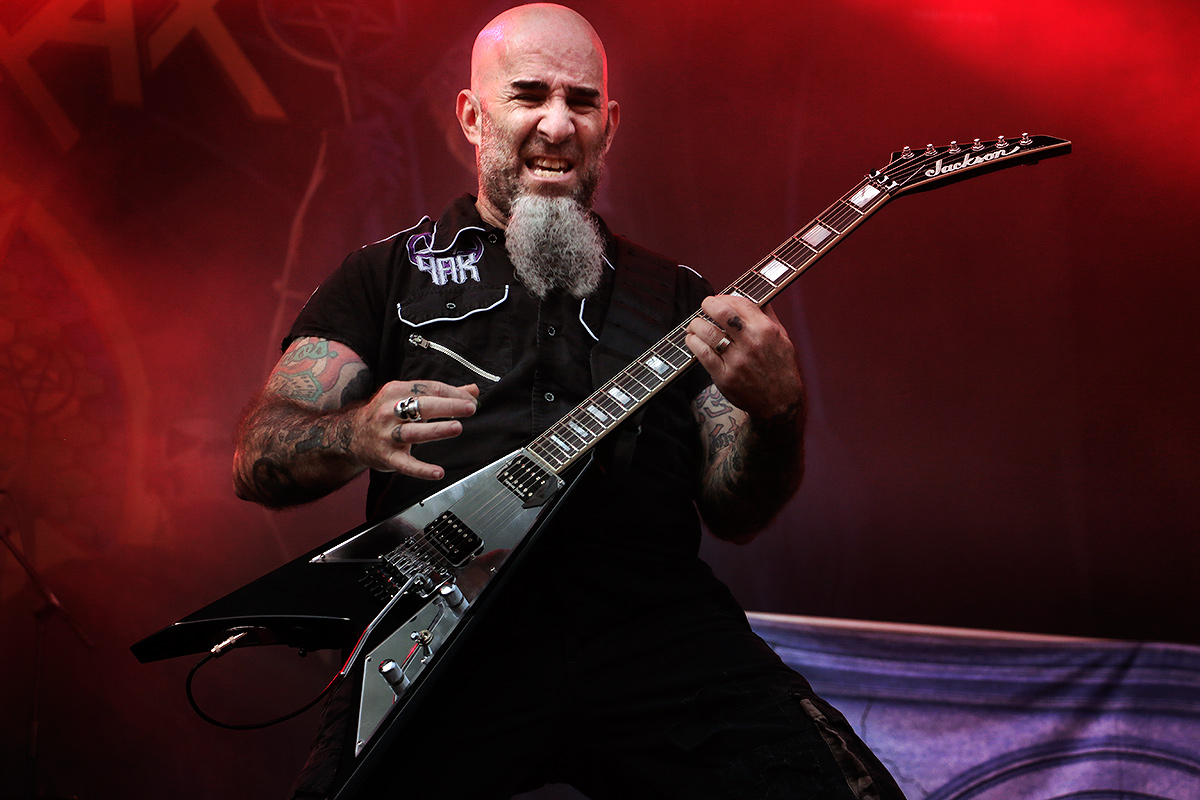 Scott Ian, Anthrax.
