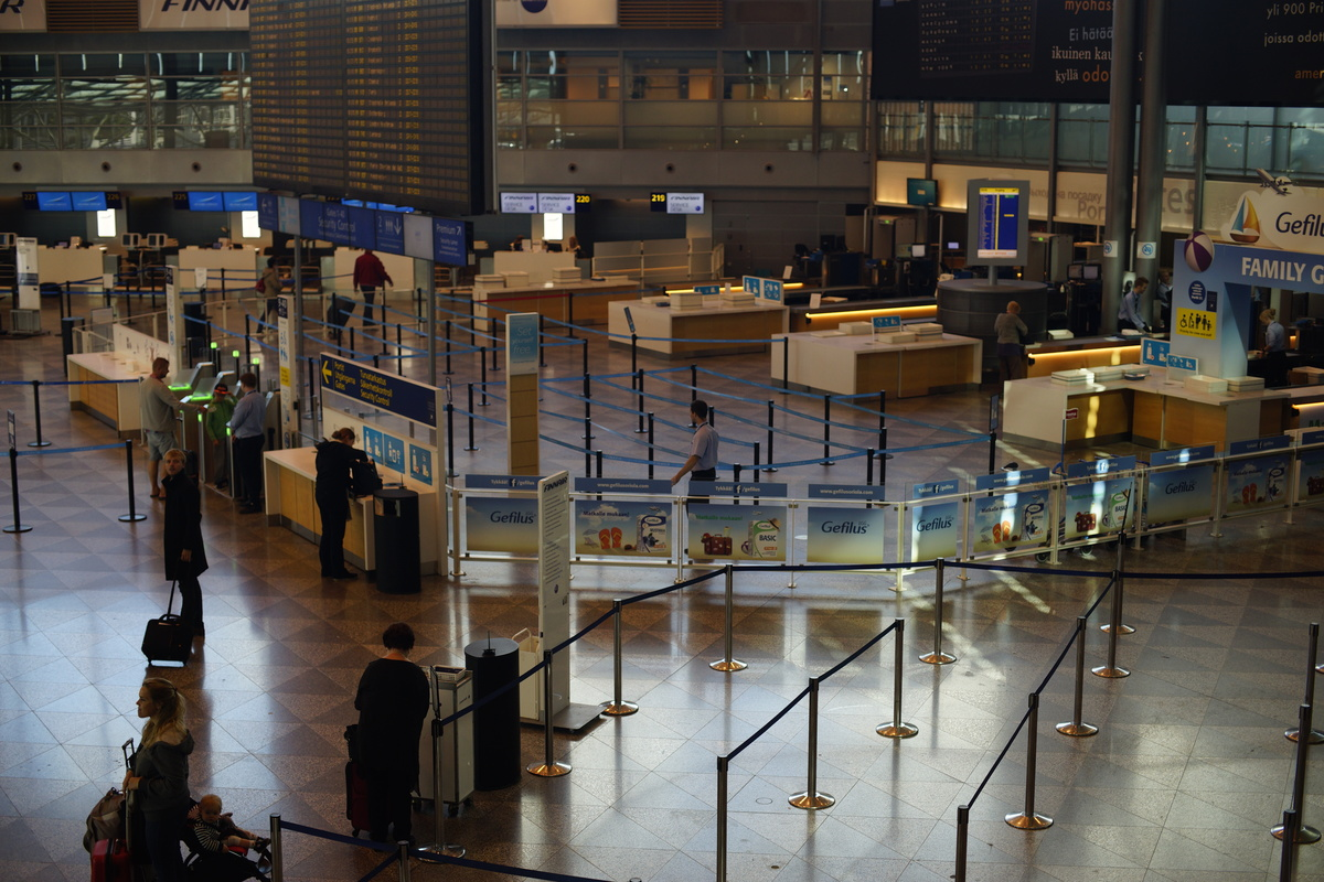 Helsinki Airport Gets An Arms and Explosives Dog – The First of Its Kind