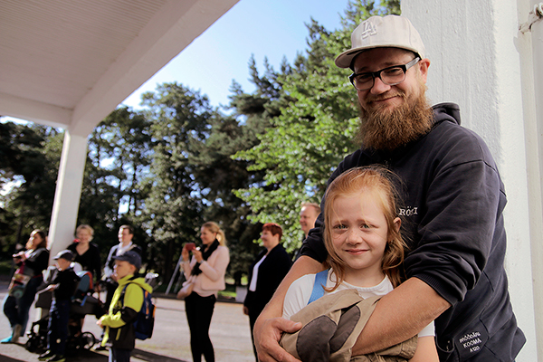 About 61,500 First-graders Start Primary School in Finland