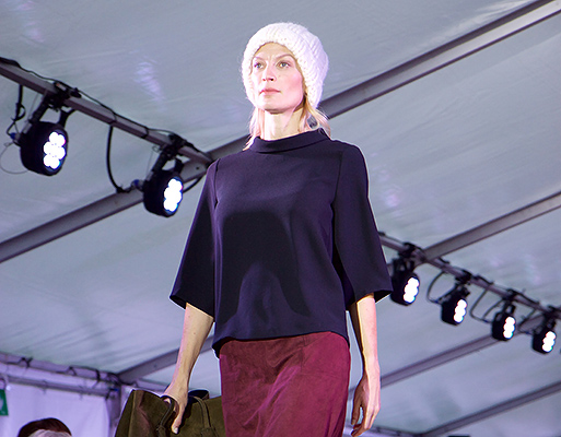 Nordic Fashion Trends For the Fall Focus On Brogues, Beanies and Leather