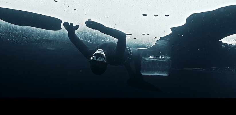 Watch the Finnish World-Record Freediver Johanna Dive Under the Ice in a Stunning Video