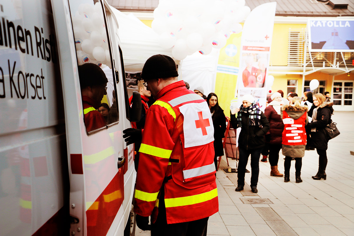 The Finnish Red Cross: Racism Damages the Whole Society