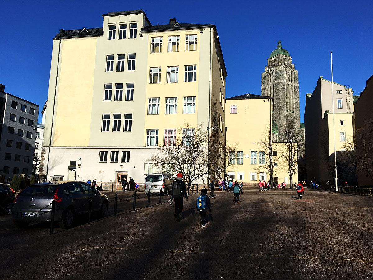 English School Helsinki