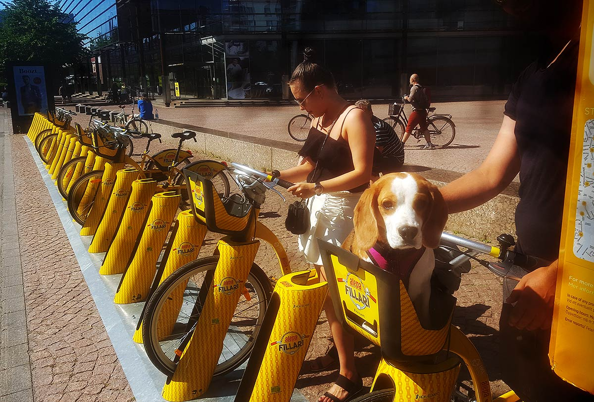 Helsinki City Bike Service Breaks a New Record: One Million Trips