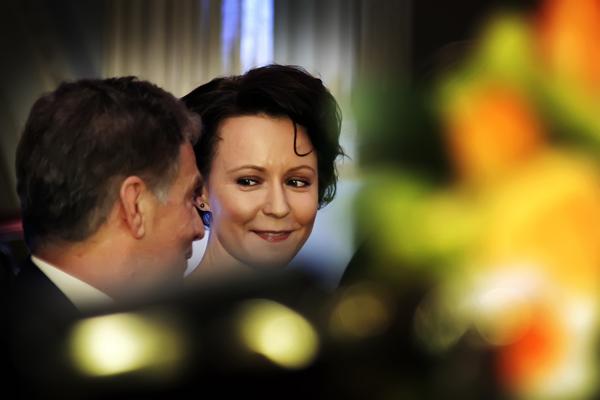 President Sauli Niinistö and His Spouse Jenni Haukio Are Expecting a Child