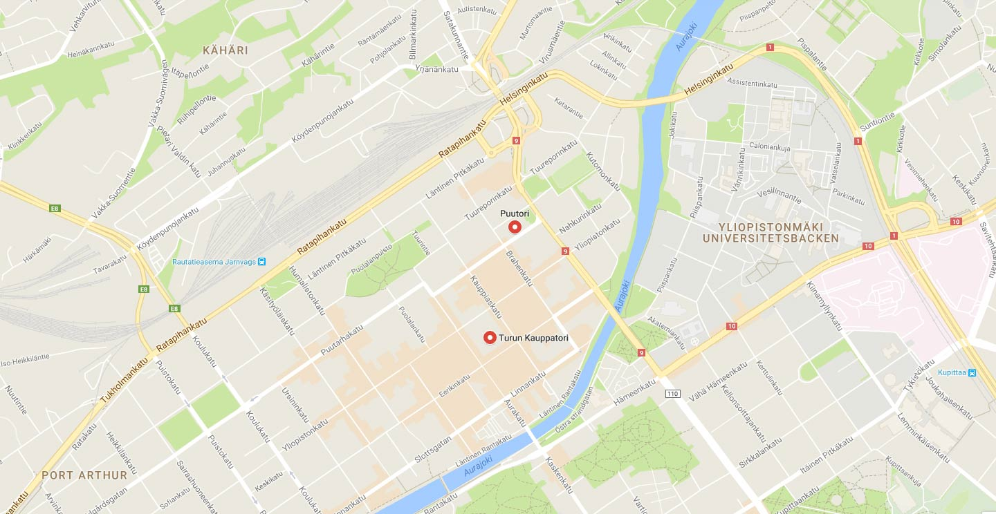 Eight People Stabbed in Turku, Two Are Dead – Police Shoot the Suspect in the Leg