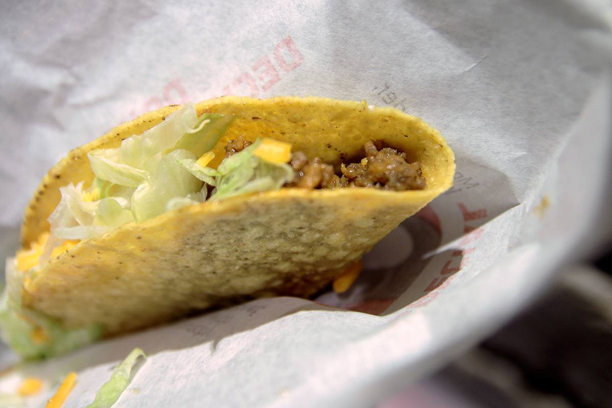 Taco Bell Ringing Changes in Helsinki
