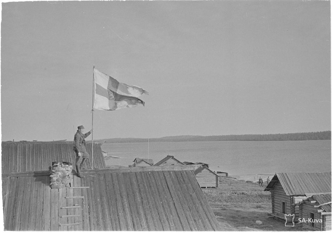 The Finnish Flag Turns 100