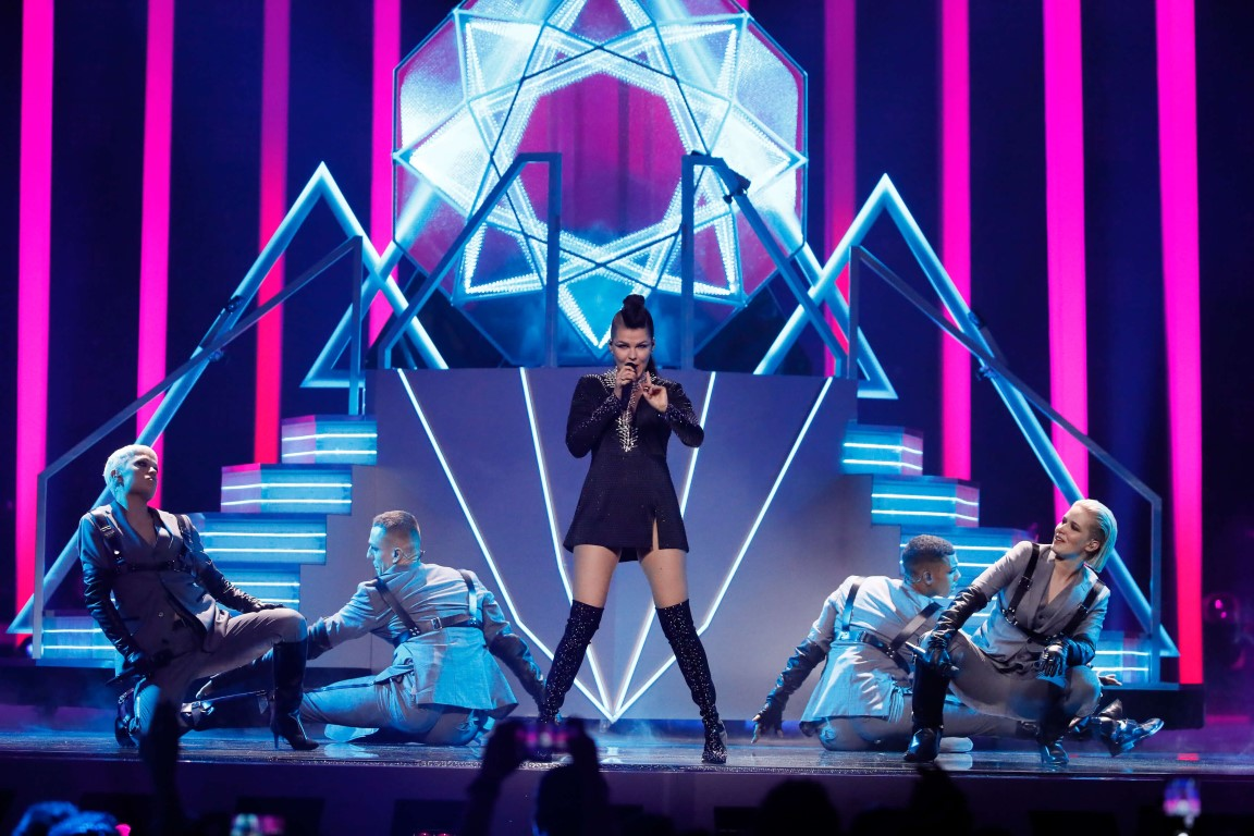 Saara Aalto Qualifies For the Grand Final of the Eurovision Song Contest – 'I Was Very Nervous'