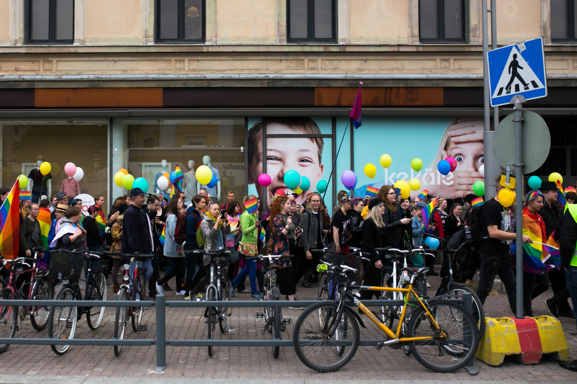 2,000 People Join the Pride Parade in Tampere – View the Pictures