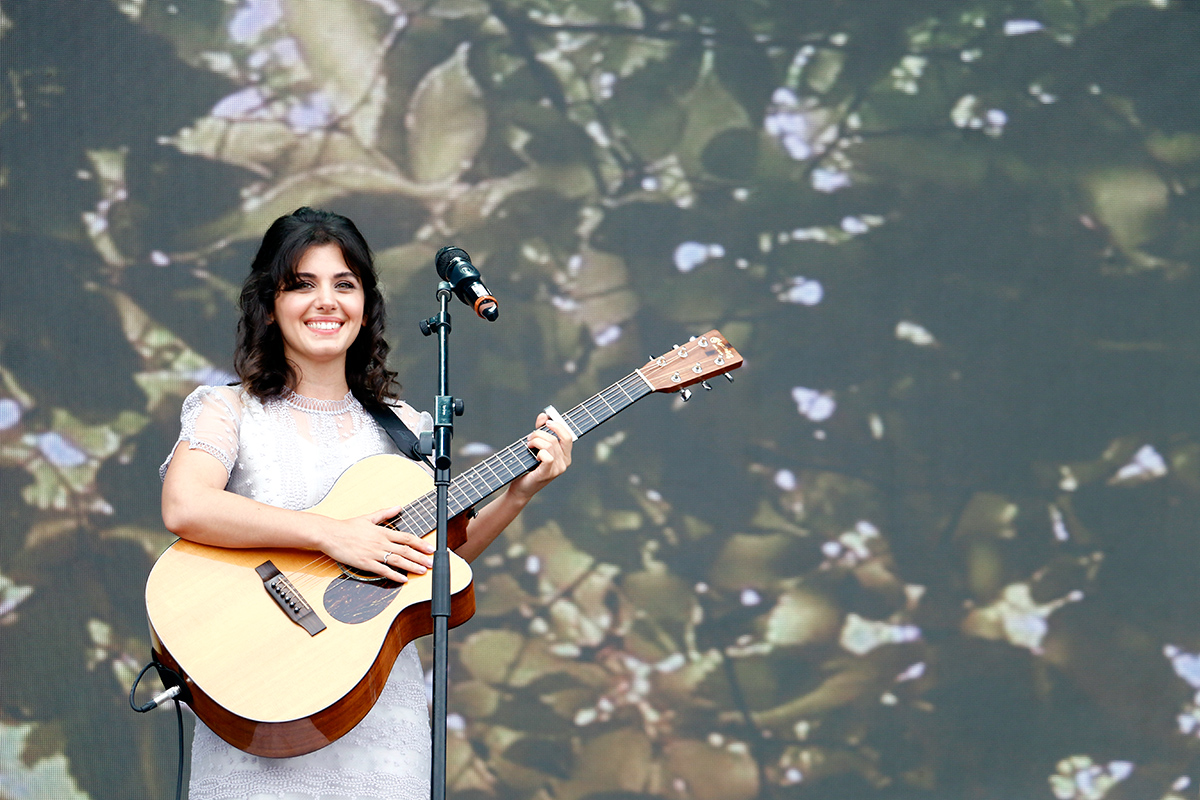 Katie Melua's Wonderful Performance Takes the Listener On a Deep Journey