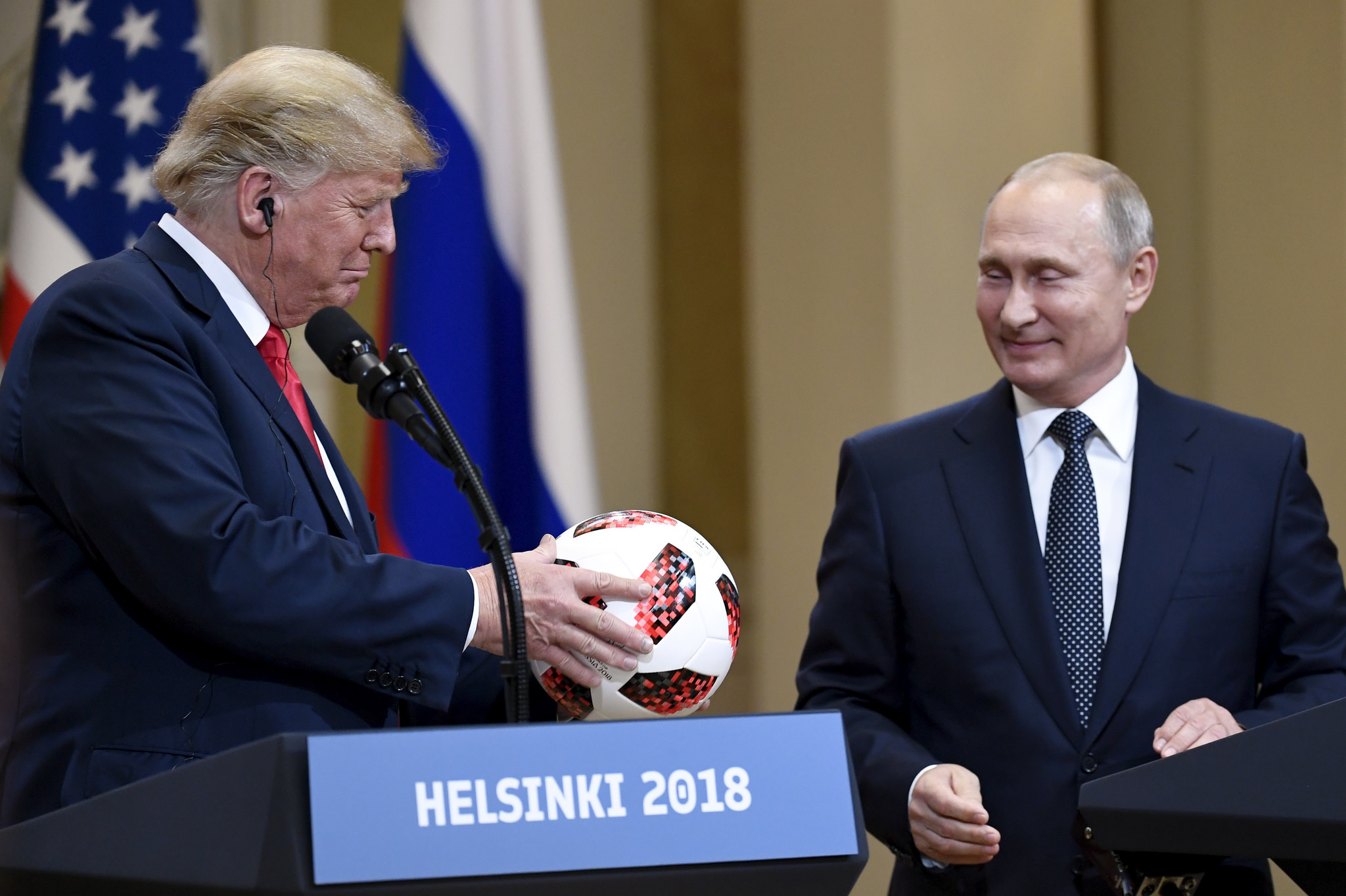 President Trump and Putin Discuss For Two Hours in Helsinki – Restored Their Trust