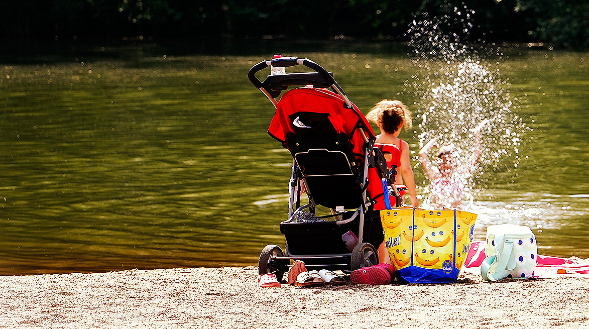 The Weather to Get Hot Again For the Next Few Days