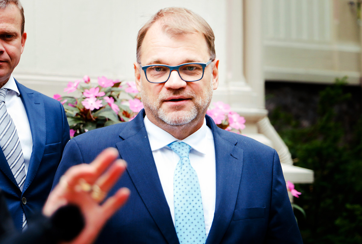 Prime Minister Sipilä: Most Refugees Are Moving Because of Economic Reasons, Not War