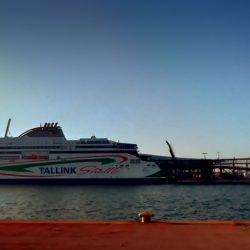 Woman Found Dead at Tallink Silja Cruise Ferry - The Police Are Investigating If Crime is Involved