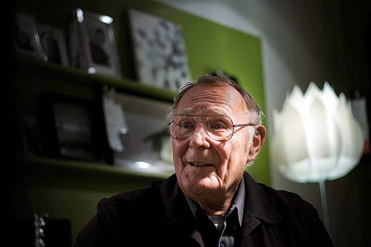 Ikea Founder Invgar Kamprad Passes Away at 91