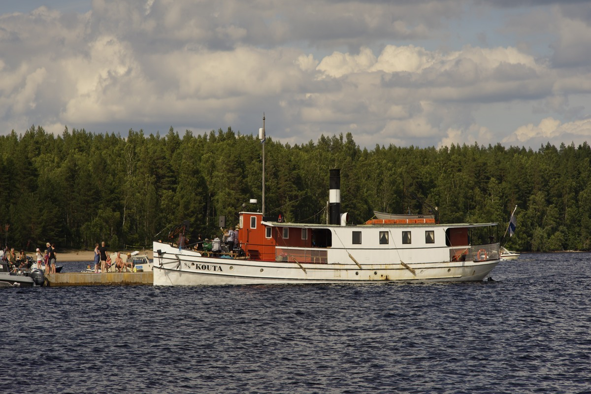 Oulujärvi Rock Cruise Charms All