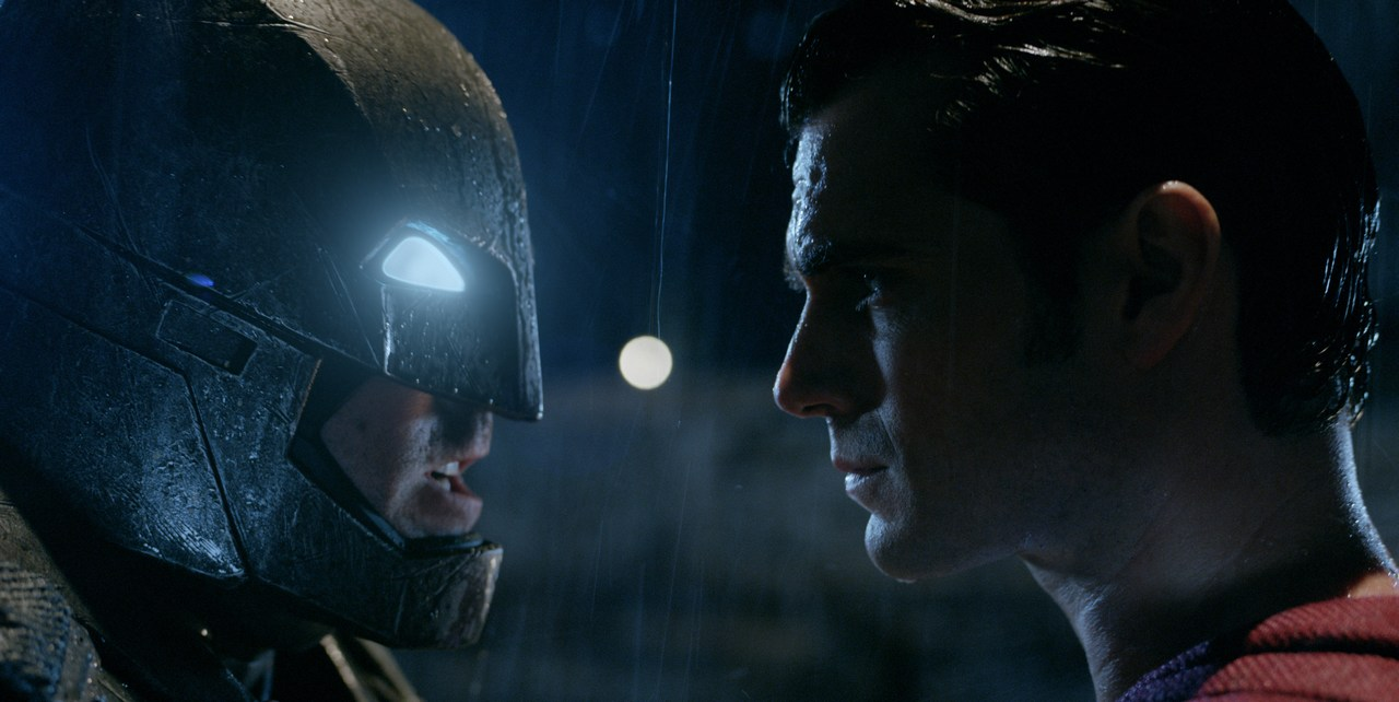 'Batman v Superman: Dawn of Justice': Film Review