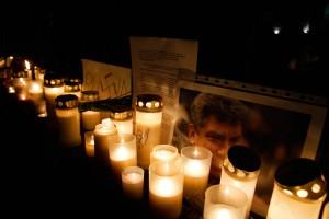 Helsinki Mourns For the Murdered Russian Opposition Leader Boris Nemtsov