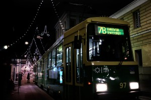 Here's How Christmas Affects Services in Helsinki