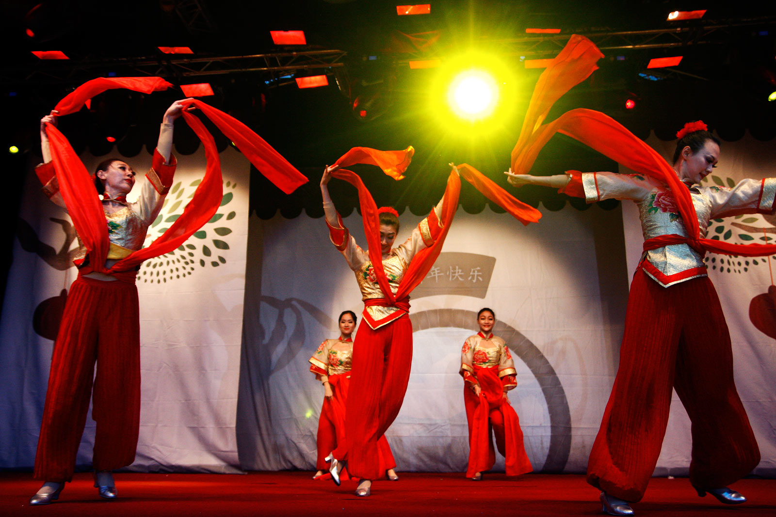 Faith over flair – Chinese New Year celebration shows the magic of Orient