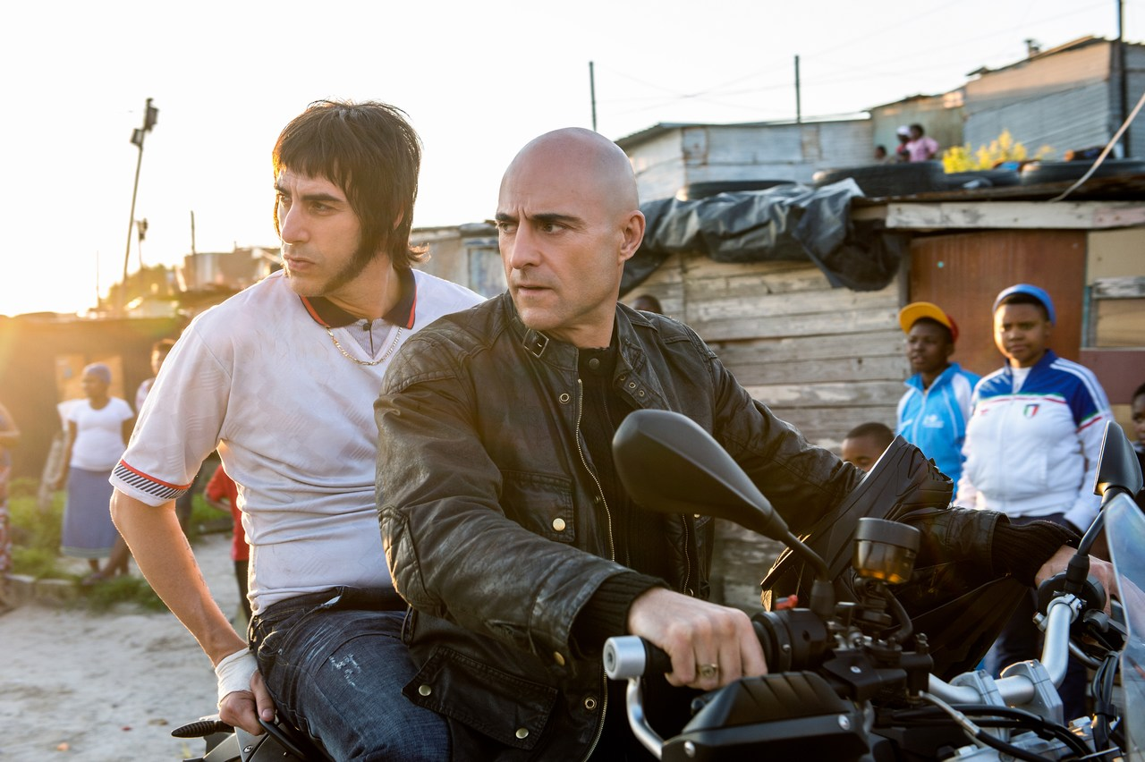 'The Brothers Grimsby': Film Review