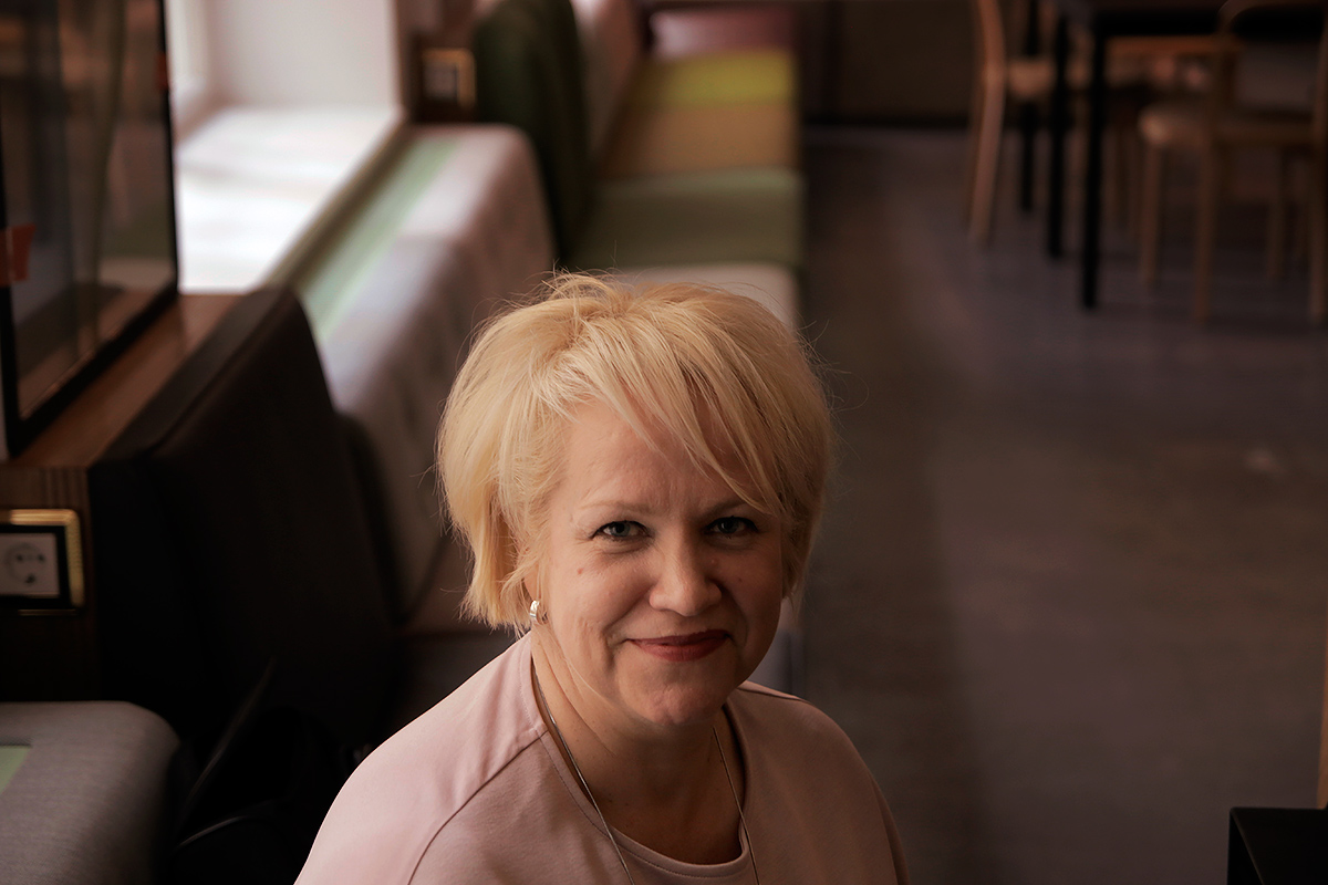 Museum director, Tiina Merisalo. Picture: Tony Öhberg for Finland Today