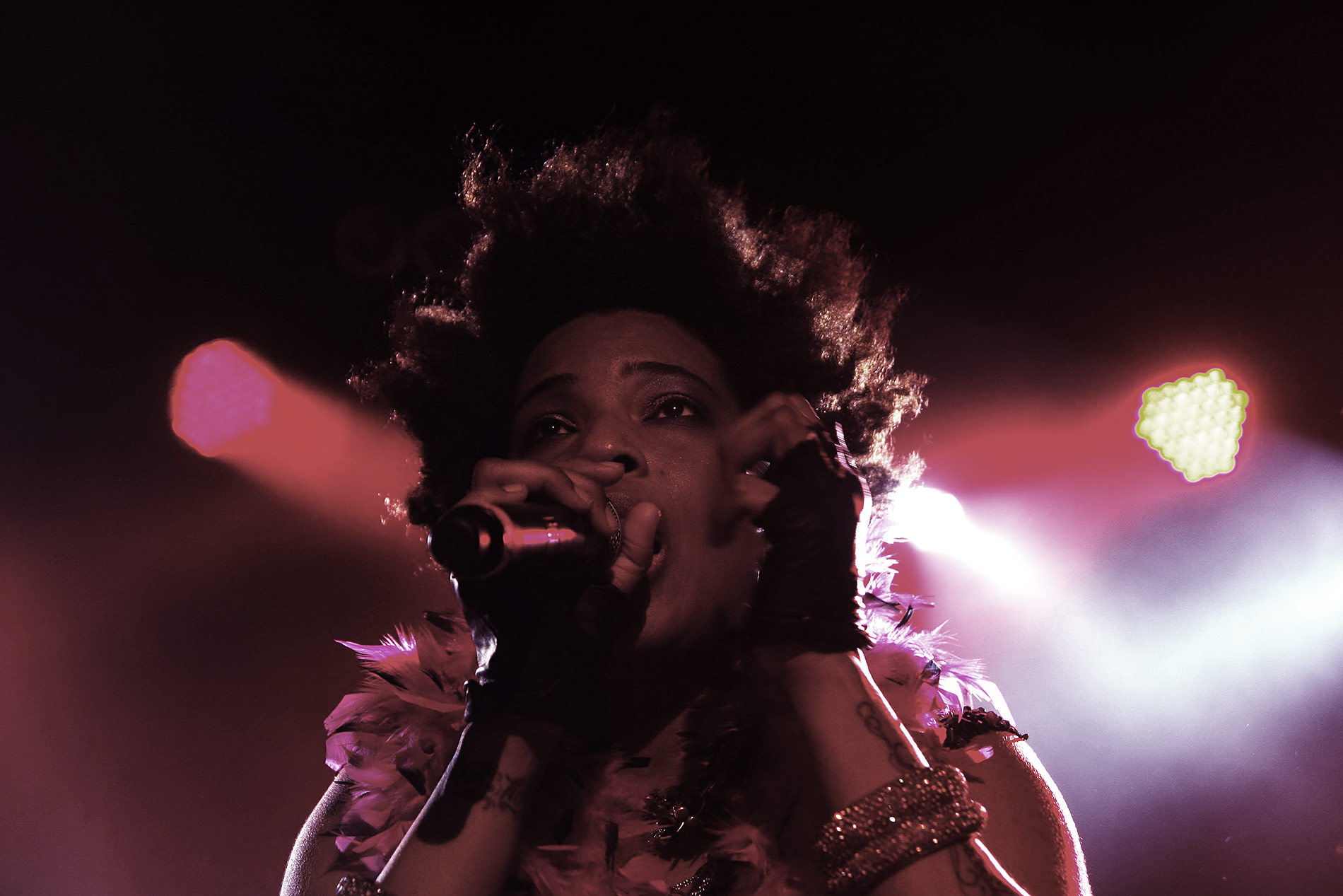 This Is Why Macy Gray's Performance in Helsinki Received Five Stars