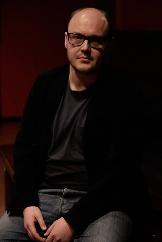 Tuomas Tepora, social-historian and expert working on the film
