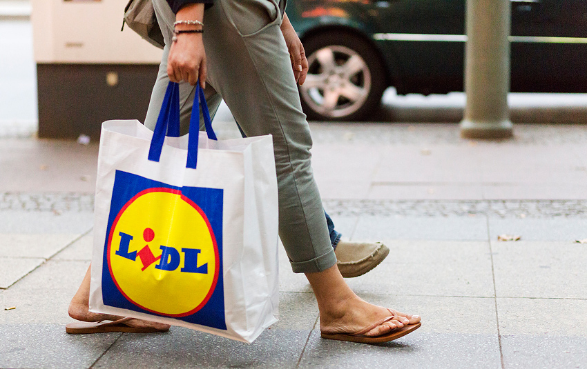 Lidl cuts prices today