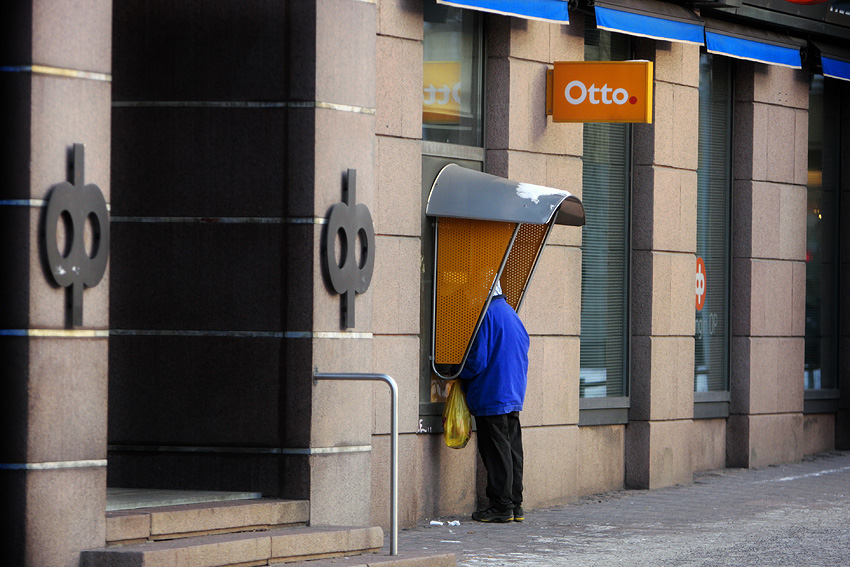 Major Interruptions in Nordea's and OP's Banking Services During the Weekend