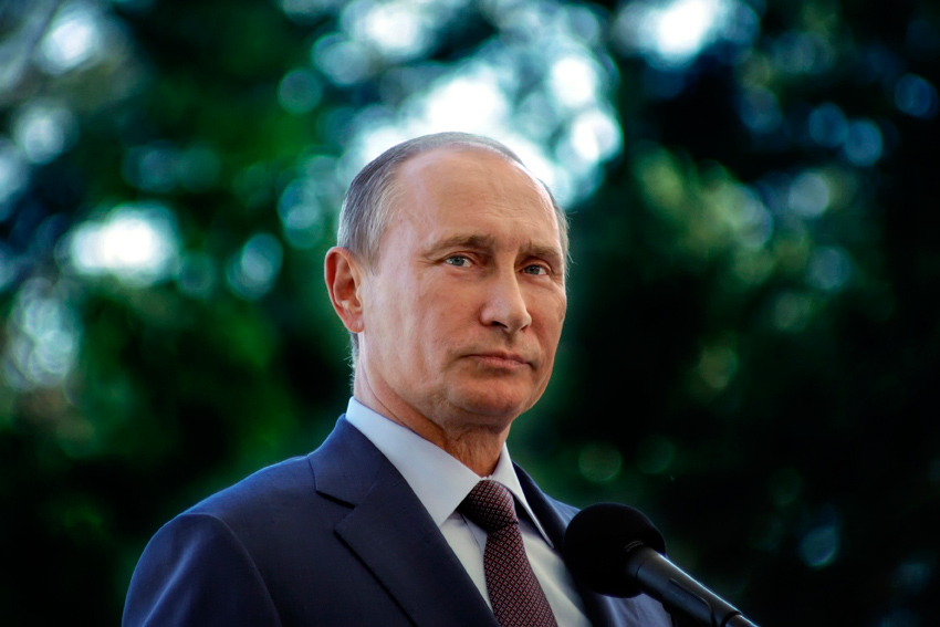 Russian President Vladimir Putin to Visit Finland Next Wednesday