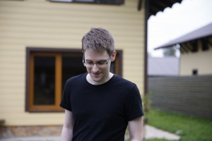 In Citizenfour Somebody Could Come Through The Door at Any Moment
