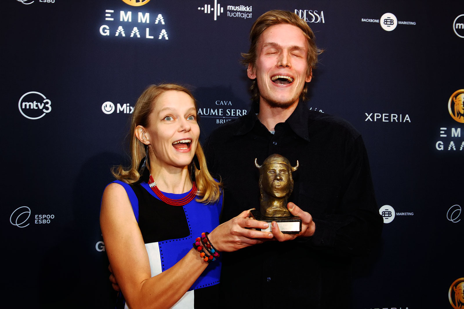 Mopo won the Emma for the jazz album of the year. Picture: Tony Öhberg for Finland Today