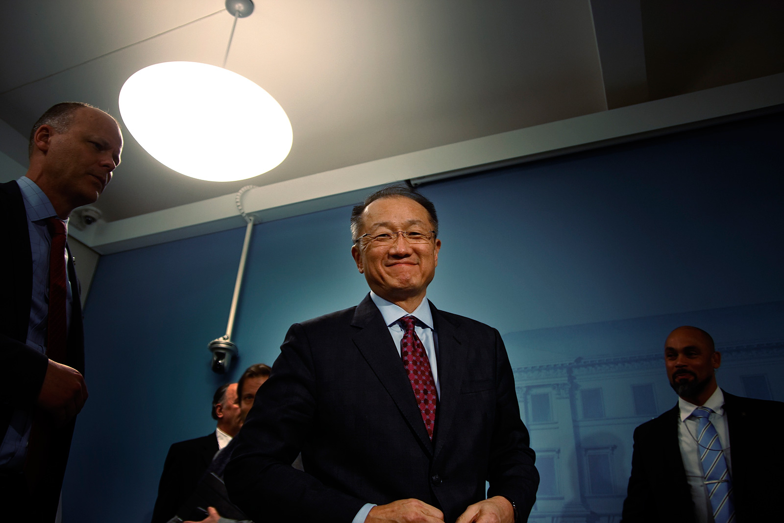 World Bank president Jim Yong Kim arrives to Finland for fight against poverty