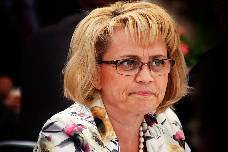Interior minister Päivi Räsänen is rushed into hospital after car crash