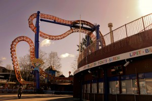VIDEO: Linnanmäki Amusement Park Opens With 100 New Improvements