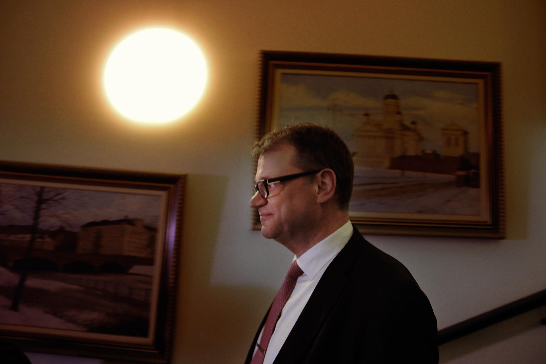 "The Election Winner Juha Sipilä: ""We Need a Big Change"""